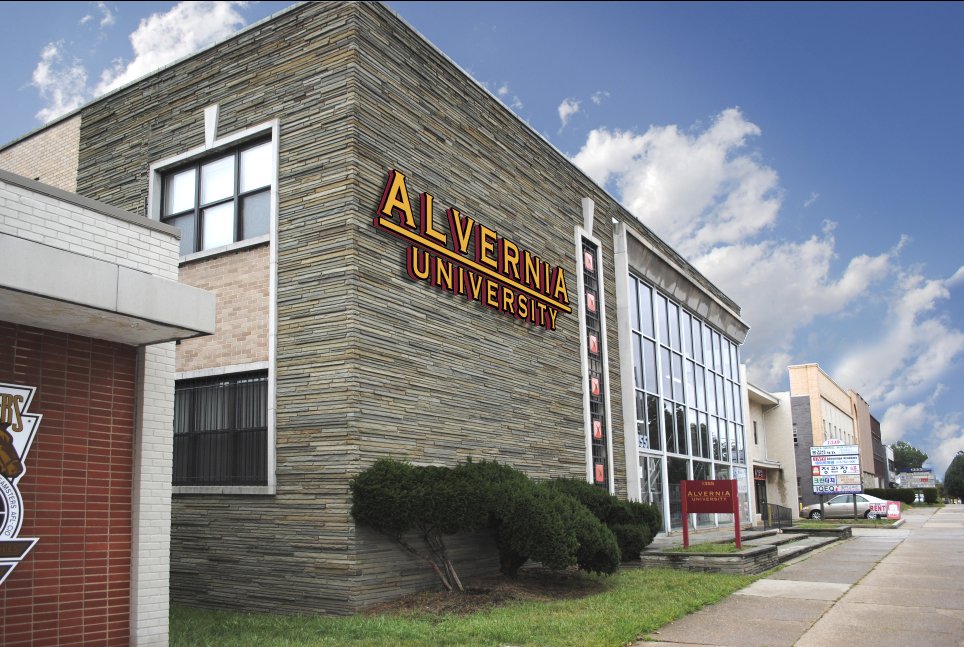 Alvernia University Philadelphia Center exterior
