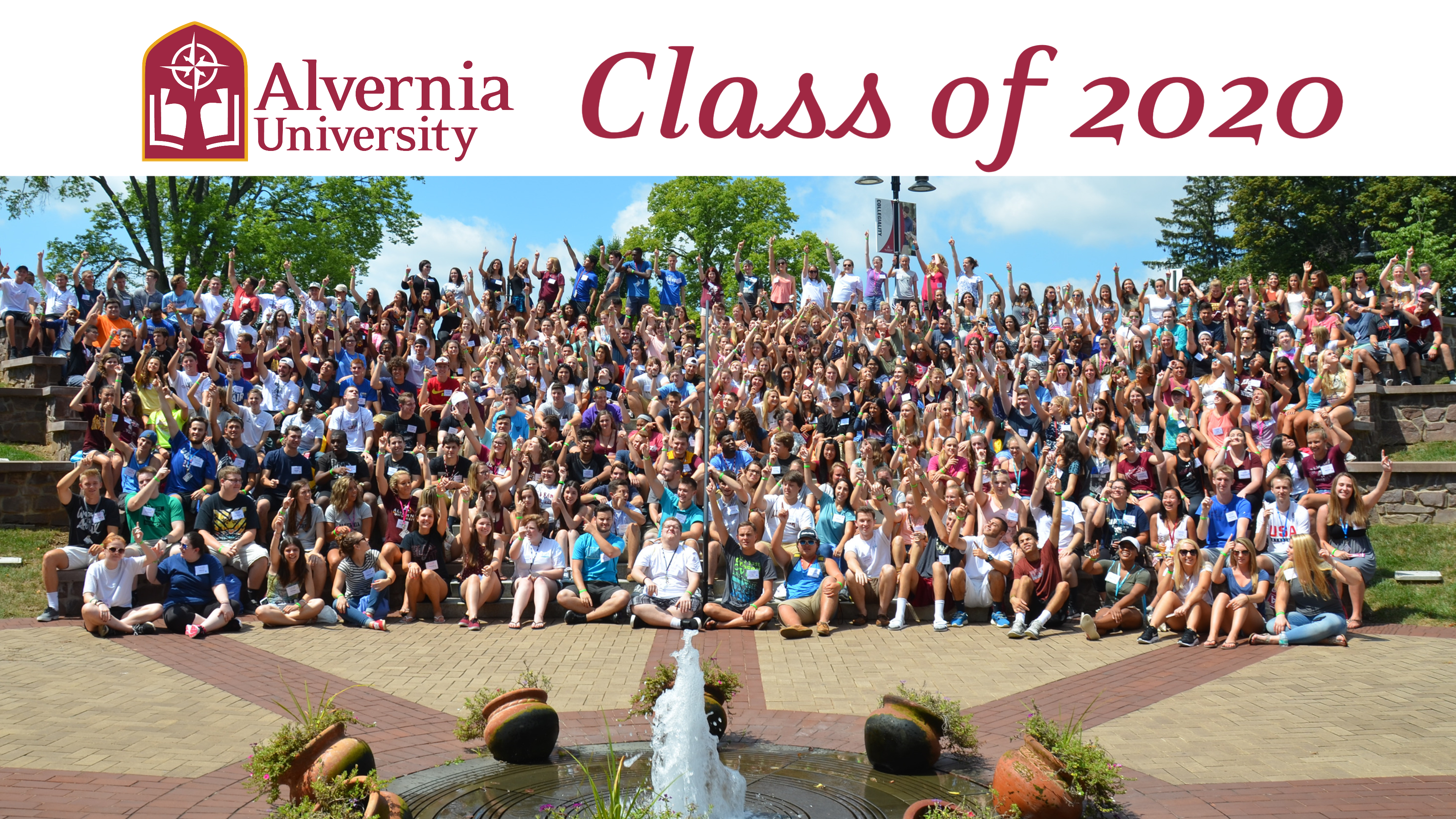 Alvernia University Class of 2020