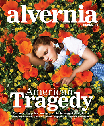 """American Tragedy"" magazine cover summer 2016"