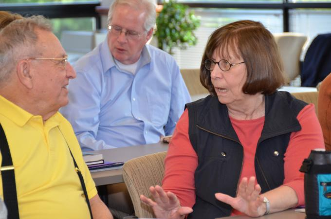 Alvernia's Seniors College - adults 55 and older