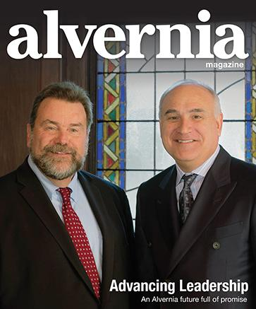 Alvernia Magazine Summer 2019 Cover