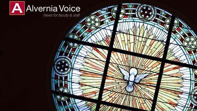 Alvernia Voice news for faculty and staff