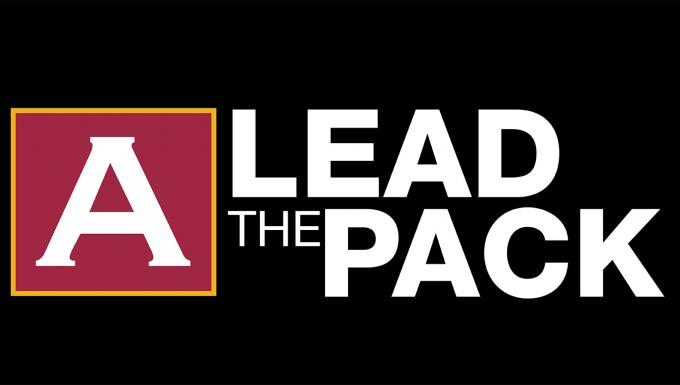 Alvernia students Lead the Pack