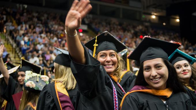 Alvernia University Commencement Ceremony 2019